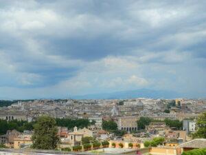 Roma dal Gianicolo